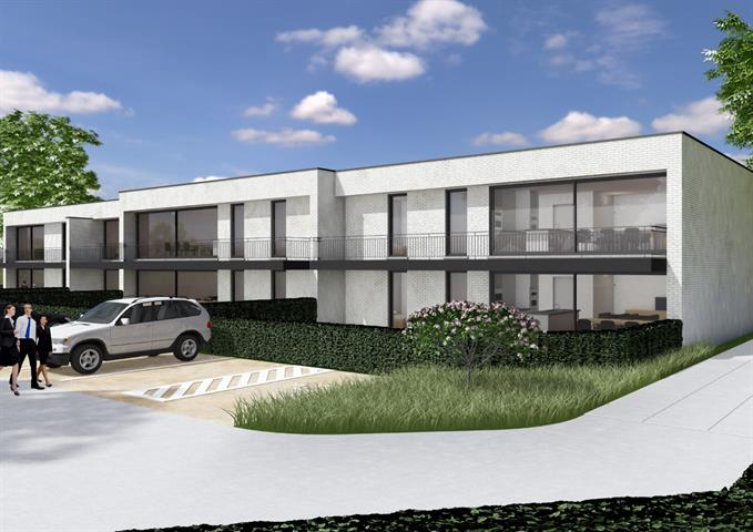 Nieuwbouwproject RESIDENTIE DOKTER FRANCOIS