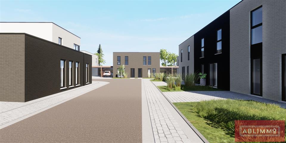 Project MERESTRAAT - Woningen - Aalst