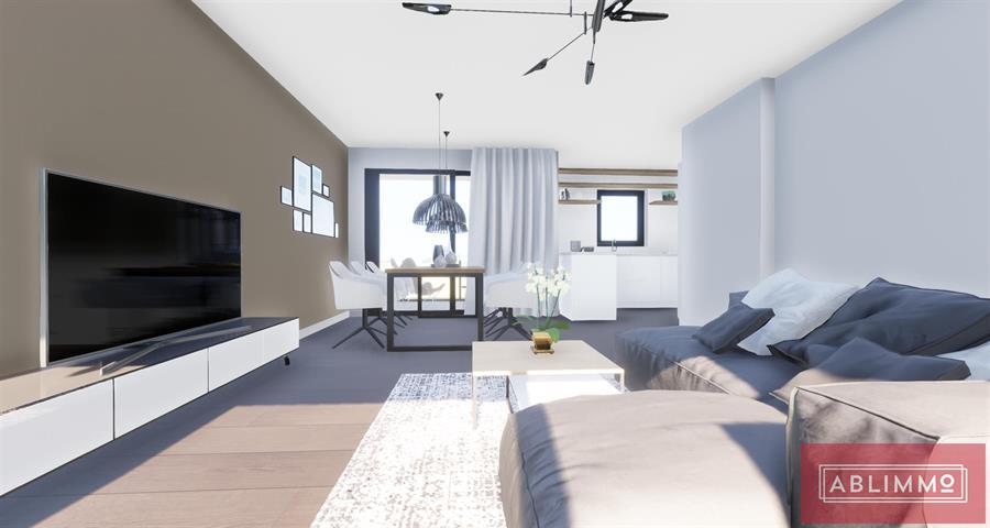 penthouse te Aalst